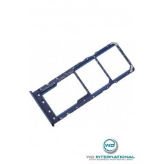 Tiroir Sim Bleu Samsung Galaxy A21S
