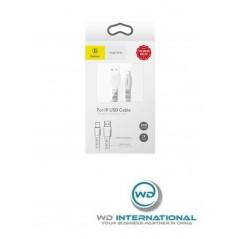 Câble Blanc Baseus Tough Series Micro-USB 2A 1M (CAMZY-B02)
