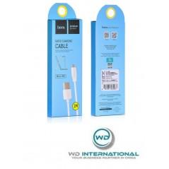 Câble Blanc Hoco X1 Micro USB 1M