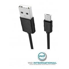 Câble Noir Baseus Yaven Micro-USB 2.1A 1M (CAMUN-01)
