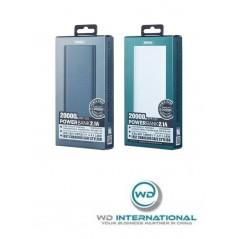 Batterie Externe Noire Remax Modèle RPP 150 20 000 mAh