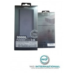 Batterie Externe Noire Remax Modèle RPP 154 30 000 mAh