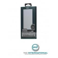 Batterie Externe Noire Remax Modèle RPP 149 10 000 mAh