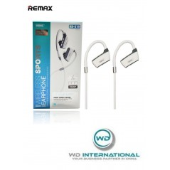 Écouteurs Wireless Blancs Remax Sports S19
