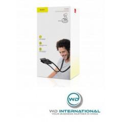 Support Téléphone / Tablette Noir Baseus Neck (SUJG-ALR01)