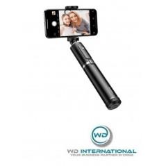 Perche à Selfie et Tré-Pied Télescopique Noire et Argent Baseus (SUDYZP-D1S )