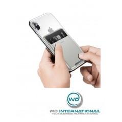 Portatarjetas Gris claro Baseus Portable Card ( ACKD-B0G)