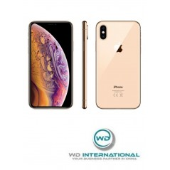 Telefono Oro iPhone XS 64Go Grade C