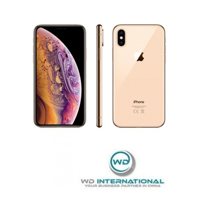 Téléphone Or iPhone XS 64Go Grade C
