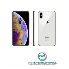 Teléfono de plata iPhone XS 64Go Grade C