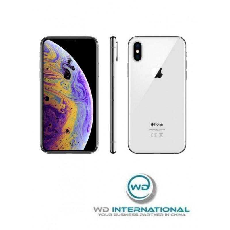 Téléphone Argent iPhone XS 64Go Grade C