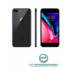 Telefono Nero iPhone 8+ 64Go Grade C