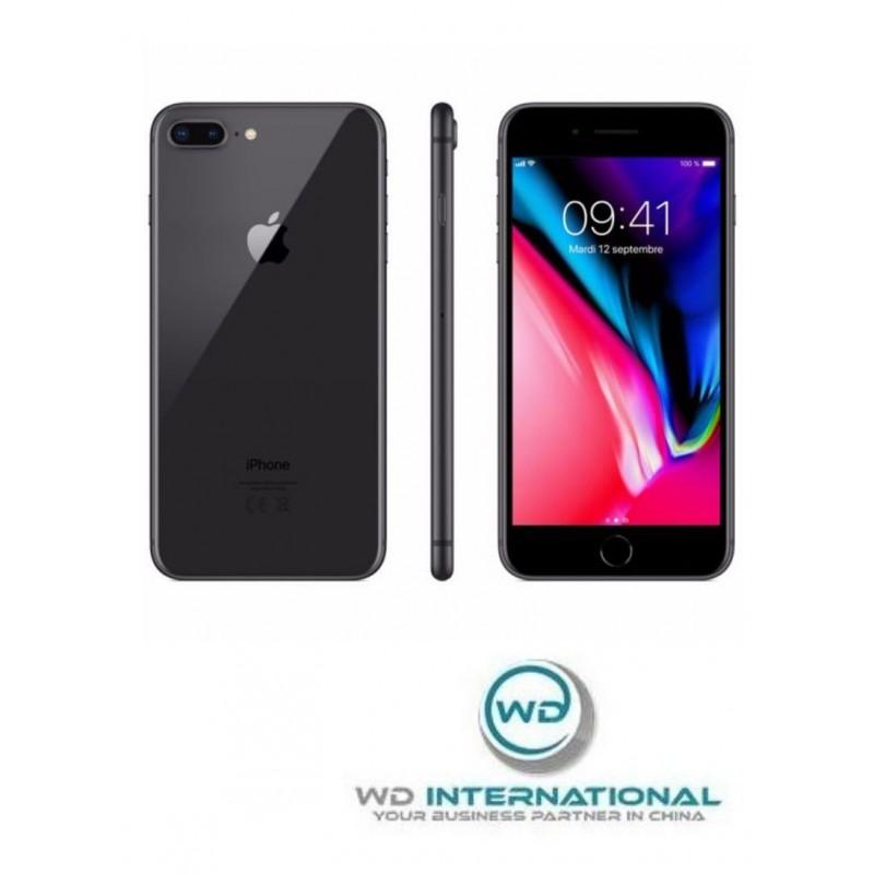 Téléphone Noir iPhone 8+ 64Go Grade C