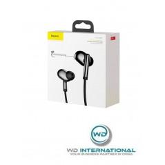 Écouteurs Sans Fils Noirs Baseus Encok S30 (NGS30-0A)
