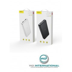 Power Bank Noir Baseus M36 Wireless Charge 10000mAh (PPALL-M3601)