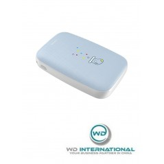 Power Bank Chauffe-Mains Bleu Baseus Mini Q 10000mAh USB / Micro USB / Type-C (PPALL-CXQ03)