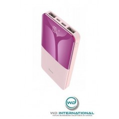 Batterie Externe Rose Hoco J42 High Power 10000mAh