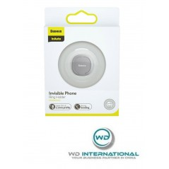 Ring Holder color Plata para el teléfono Baseus (SUYB-0S)