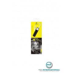 Oreillettes Bluetooth Noires Baseus Timk Series (AUBASETK-01)