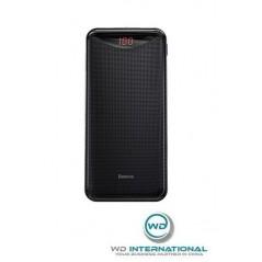 Power Bank Noir Baseus Gentleman Digital Display 10000mAh USB x2 2.1A (PPLN-A01)