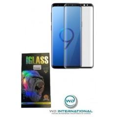 Verre Trempé 3D HD incurvé Samsung Galaxy S9 Plus Noir