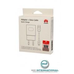 Chargeur Secteur + Câble Type-C 1M Huawei AP-32 Blanc
