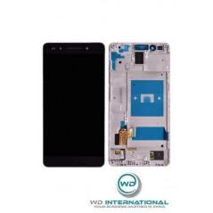 Ecran Noir Huawei Honor 7 (avec châssis)