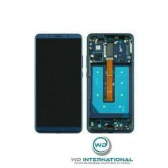Ecran Bleu Huawei Mate 10 pro (avec châssis)
