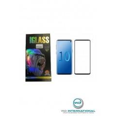 Verre trempé 3D HD incurvé Samsung Galaxy S10