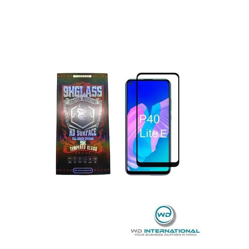 Verre Trempé 3D HD Surface Huawei P40 Lite E Noir