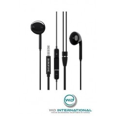 Écouteurs Filaires avec micro Noir BM30 Borofone