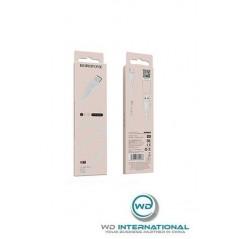 Câble Blanc Mirco-USB - 1m - Borofone (BX18)