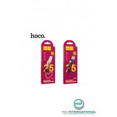 Câble Hoco X35 Lightning 25CM Noir