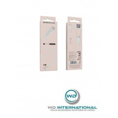 Câble Blanc Micro-USB - 3m - Borofone (BX18)