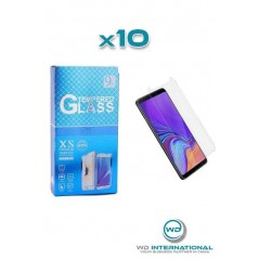 10 Cristal Templados para Samsung A9 2018