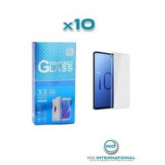 10 Verres Trempés Samsung S10E