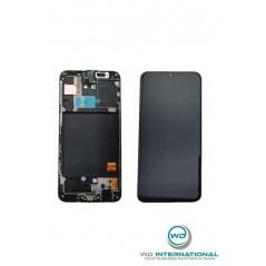 Ecran Samsung A40 OLED (avec châssis)
