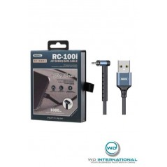 cable remax lightning noir RC-100I