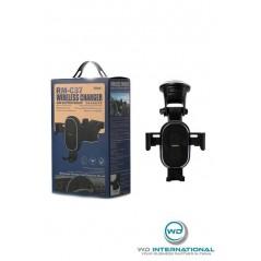 Cargador de inducción para coche Remax RM-C37 10W Negro