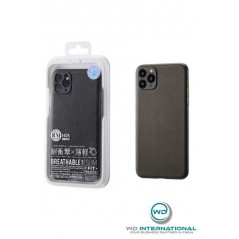 Remax Breathable Series Case RM-1678 iPhone XS Max Negro