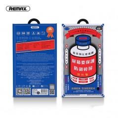 Verre trempé 3D Remax iPhone XR/11 Noir GL-27