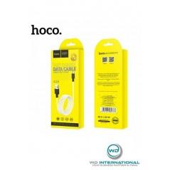 Câble Hoco X29 Carbon Fiber Type C 1M Blanc