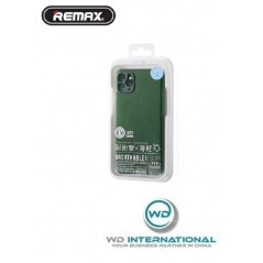 Coque Remax Breathable iPhone 11 Pro Verte (RM-1678)