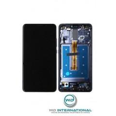 Écran OLED Huawei Mate 10 Pro Noir (avec châssis)
