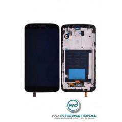 Écran LCD LG G2 Noir (avec châssis)