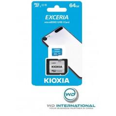 Carte micro SDHC UHS-I KiOXA 64 GB