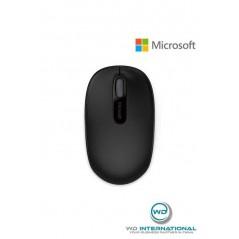 Souris Sans Fil Optique Ambidextre Noir Microsoft