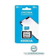 Tarjeta micro SDHC UHS-I KiOXA 32 GB