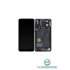 Pantalla para Huawei P30 lite Negro Nueva edición