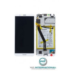 Ecran Huawei Honor 7A Blanc Origine Constructeur